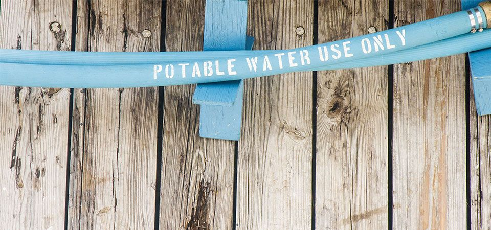 Industrial and Commercial Potable Water Delivery in Strathcona County